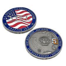 San Ysidro NTEU Customs Challenge Coin CBP Border Protection Homeland