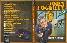 John Fogerty - DVD - Live Austin City Limits 2004 - DVD von 2005 - ! ! ! ! !