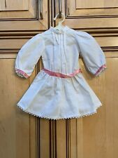 "American Girl Doll 18"" Samantha Retired Pleasant Company Tea Dress ONLY PC"