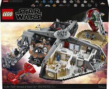 New Lego Star Wars 75222 Betrayal at Cloud City 18 Minifigures Slave 1  2812 Pcs