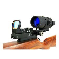 Bering Optics eXact Precision 2.6x44 Gen 1 Night Vision w/Reflex Kit BE16044C