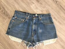 """Levi's Relaxed Fit Denim Shorts - 33"""" Waist - New"""