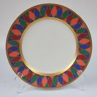 Faberge China Karsavina Dinner Plate Damaged Trim