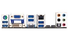 Gigabyte Motherboard IO I/O Shield BLENDE GA-Z77X-UP4 TH Original color #G356 XH