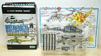 1/144 F-Toys Heliborne 1 Russian MIL Mi-24 HIND Czech Army Helicopter model