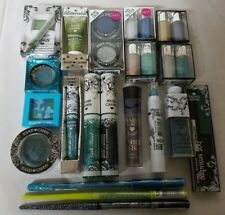 Hard Candy Eye Makeup Cosmetics Blue & Green Shades Lot of 20 Different Pieces