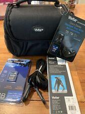 Vivitar Coco Series Gadget Camera Bag w/Accessories