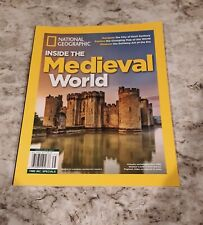 INSIDE THE MEDIEVAL WORLD BY NATIONAL GEOGRAPHIC SPECIAL EDITION