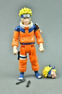 Naruto - Naruto Uzumaki Nine Tailed Fox Mattel Action Figure