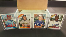 2015 Complete Topps HERITAGE MINOR SET *** 225 cards #1-225  All 25 SPs  MINT