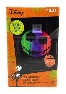 Nightmare Christmas Jack Skellington Outdoor Halloween Decoration Projector