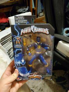 Bandai Power Rangers Legacy Collection Dino Thunder Blue Ranger
