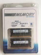 2x 2GB RAM, PC3-10600 (DDR3-1333), DDR3 RAM, 1333 MHz SAMSUNG M471B5673FH0-CH9