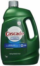 Cascade Advanced Power liquid Machine Dishwasher Detergent with Dawn 125 fl oz