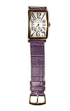 FRANCK MULLER 950 QZ SOLID 18KT GOLD LONG ISLAND WATCH