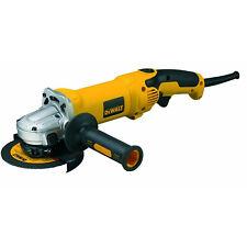 """DeWalt D28065-XE 125mm 5"""" Angle Grinder Heavy Duty 1250w 9000 Rpm AU Plug"""