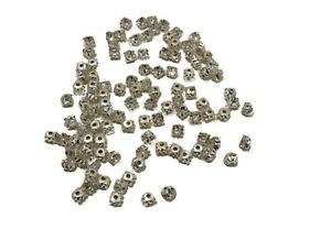 fifty pcs silver sew on rhinestones Bridal Wedding sewing craft beads rhinestone
