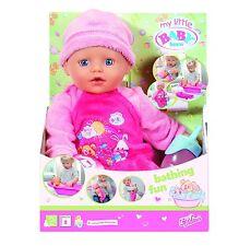 Zapf Creation my little Baby Born Bathing Fun  822500 Spielzeug #brandtoys