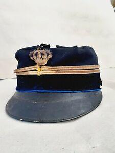 WW1 CAPPELLO MOD.908 REGIO ESERCITO  FANTERIA UNIONE MILITARE NAPOLI