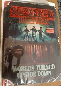 STRANGER THINGS: WORLDS TURNED UPSIDE DOWN: The Official Behind-The-Scenes Book