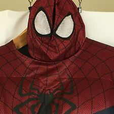 Spider Man Costume Cosplay Theatrical Adult XL Disguise 73056 New Spiderman