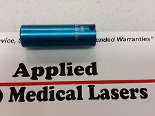 Candela GentleYAG ® Slider Fiber End Cap 12/15/18 mm new lenses rebuild service