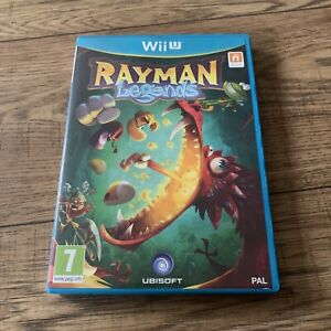 Rayman Legends Nintendo Wii U compete