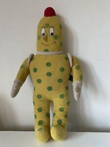 Vintage 1980s Super Ted Spotty Man Soft Plush Toy ~ Spottyman 1986