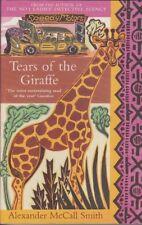 Alexander McCall Smith TEARS OF THE GIRAFFE SC Book