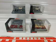 AR589-0,5# 4x Schuco H0 Mercedes Benz, Jaguar MINT + orig. packaging