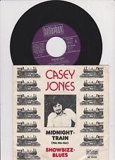 45 U/min Single 7'' Vinyl-Schallplatten (1970er) mit Blues
