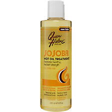 [QUEEN HELENE] JOJOBA HOT OIL TREATMENT 8OZ RESTORE FOR DRY, BRITTLE HAIR