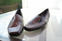 schicke ARA Damen Comfort Schuhe Pumps Leder mit Einlagen Gr.4 H 37 schwarz NEU