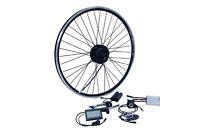 "E-Bike Umbausatz 20"" 8/9/10 Hinterrad RWD 36V 250W Disc Wasserfest IP65 1-Kabel"