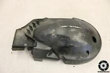 2002 Honda Silver Wing 600 FSC600 LEFT SIDE ENGINE MOTOR COVER GUARD FSC 02