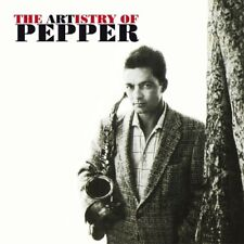 ART PEPPER - THE ARTISTRY OF PEPPER   CD NEUF