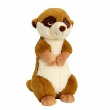 Keel Toys Keeleco Meerkat Plush Eco Friendly 100 Recycled Soft Toy 22cm