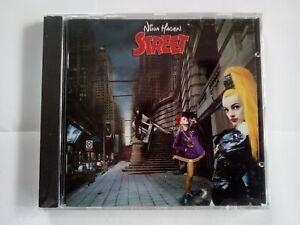 Nina Hagen Street, CD 1.Press. 1991, NEU, OVP, VERSCHWEISST !