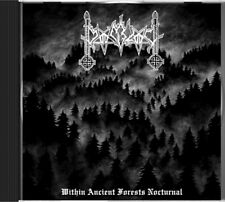 """MOONBLOOD """"Within Ancient Forests Nocturnal"""" DARKTHRONE BATHORY Black Metal"""