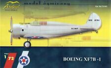 BOEING xf7b-1 Deck Fighter (U.S. Navy MARCATURE) 1/72 ardpol resina