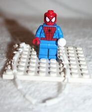 Lego SPIDER-MAN MINIFIGURE from Super Heroes Spider-Helicopter Rescue (76016)