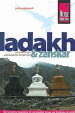 Ladakh & Zanskar Reiseführer REISE KNOW-HOW 11 Handbuch NEU Indien Klein-Tibet