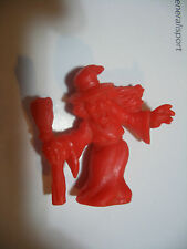MATCHBOX panini Monster In My Pocket  n° 44 WITCH Sorciere RED rouge