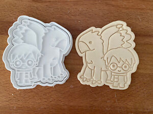 Hippogriff Cookie Cutter