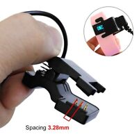 KQ_ 2/3pin 4/5/6mm Smart Bracelet Watch Charging Cable Adapter Charger Clip Port
