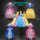 Kid's Girls Frozen Dress Clothes Disney Elsa Costume Princess Anna Party Dresses