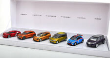 1:43 Norev Renault Concept Cars set with 6 modelcars