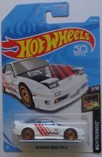 2018 Hot Wheels NIGHTBURNERZ 7/10 '96 Nissan 180SX Type X 91/365