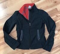 Nike Size S Womens Black Full Zip Athletic Sportswear Jacket