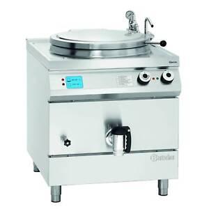 Bartscher Elektro-Kochkessel, 135 Liter, Füllstandskontrolle - 296911
